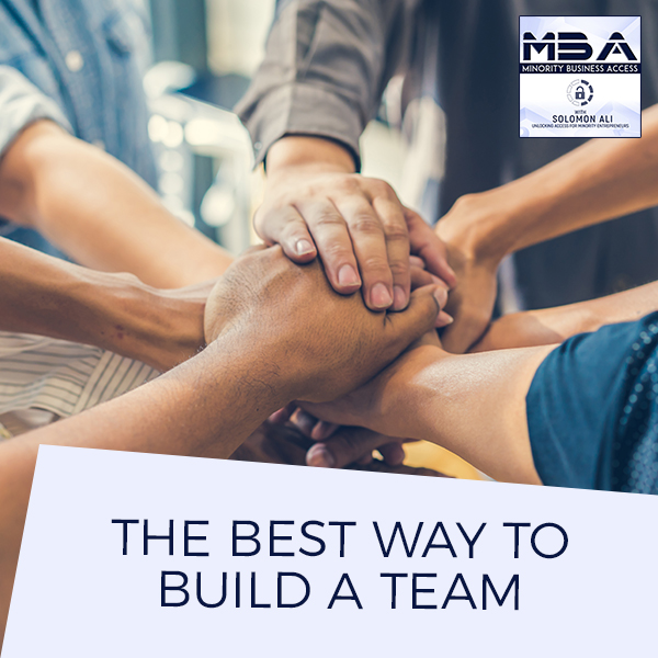 MBA 18 | Build A Team