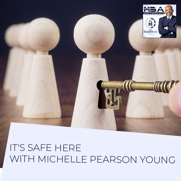 It's Safe Here With Michelle Pearson Young